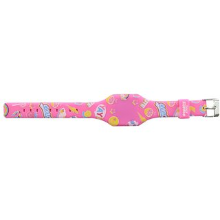 Smily Digital watch (Pink)