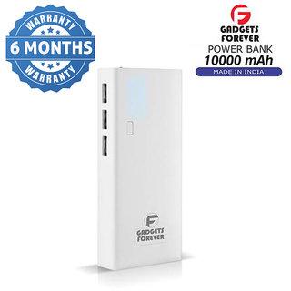 Buy Gadgets Forever 20000 mAh Power Bank Online - Get 68% Off