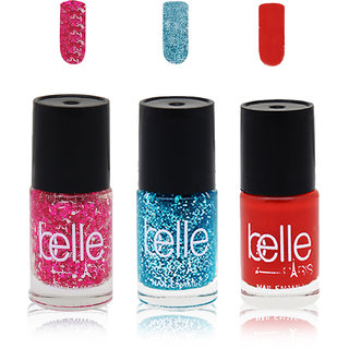 Set of 3 Nail paints