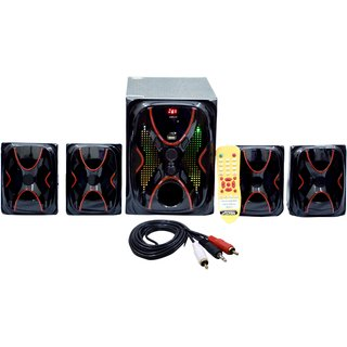 Barry John Home Theater 18500w Q8 With Fm, Bluetooth, Usb, Aux And Mmc 4.1 Home Cinema