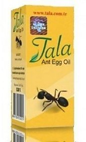 Tala Ant Egg Oil For Unwanted Permanent Hair Removal. 20ml.