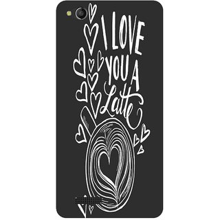 Back Cover for Mobiistar CQ (Multicolor,Flexible Case)