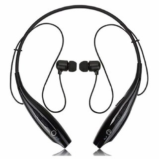 PREMIUM E COMMERCE HBS 730 Bluetooth Neckband Earphone -  (Assorted Color)