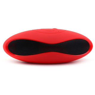 Mini Rugby  Bluetooth Speakers connect with FM / Pen Drive / SD Card / Etc.(Assorted Color)