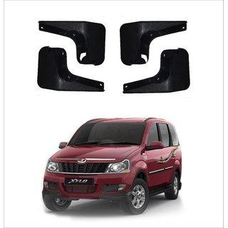 Trigcars Mahindra Xylo Car Mudflap Set Of 4 + Free Car Blutooth
