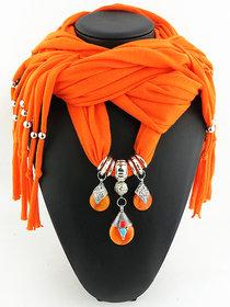 Detachable Scarf Necklace for Women