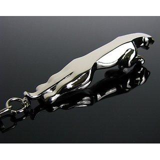 Jaguar Keychain Metal