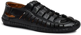Roman Men Synthetic PVC Slip on Sandals