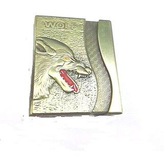 Cigarette Lighter Wolf