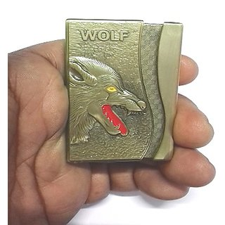 Lighter Wolf Cigarette