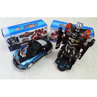 Mecha Ares 2-in-1 Robot Car for Kids