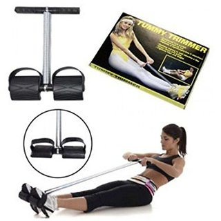 Ab Exerciser Single Spring Tummy Trimmer