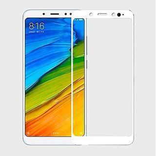 5D Tempered glass for REDMI NOTE 5