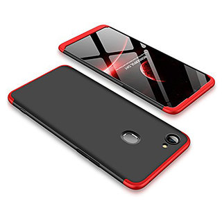 Oppo A5 CASE 360 Full Protection Matte Comfortable Grip EZ443- OPPO A5 RED