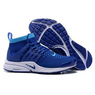 8a359c998a41 Buy Nike Epic Flyknit blue running shoes Online - Get 85% Off