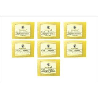 Khadi Natural Lemongrass Soap 125 gm Pack of 7