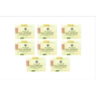 Khadi Natural Mix fruit Soap 125 gm Pack of 8