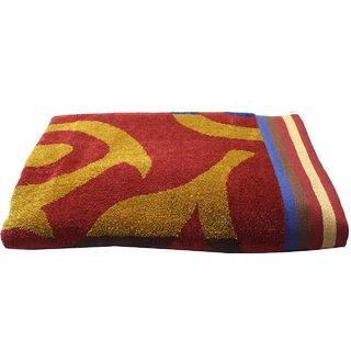 Sassoon - Rosabell Jacquard Bath Towel - 100% Cotton - Multicolor - 75 cm X 150 cm