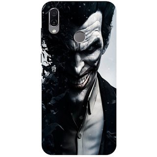 buy popular b3b63 642bf Back Cover for Tecno Camon I2X (Multicolor,Flexible Case)