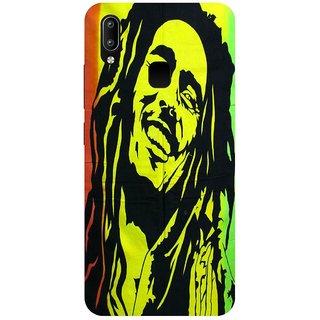 Back Cover for Vivo Y95 (Multicolor ,Flexible Case)