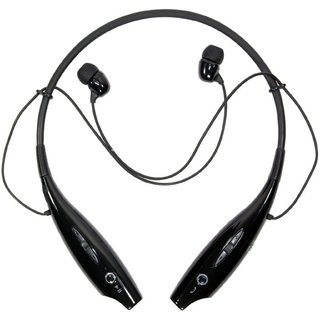 HBS-730 In the Ear Bluetooth Neckband Headphone (Black)