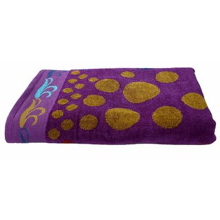 Sassoon Rosabell Jacquard Floral Cotton Hand Towel - Maroon