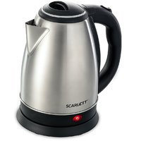 Godskitchen Scarlett Electric Kettle 1.8 Litres (Hot Water Kettle) Elegant Design