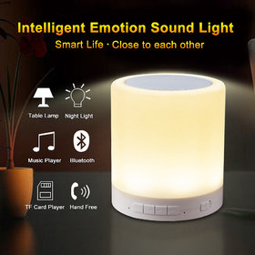 LED Lamp With Bluetooth Speaker by Hy Touch 1 Month Seller Warranty