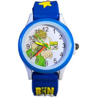 Kids watch B10 analog blue spd