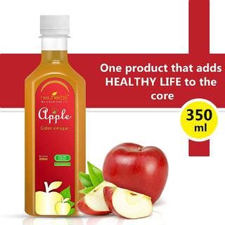 Neuherbs 100 Natural Apple Cider Vinegar for Weight Loss - 350 ml