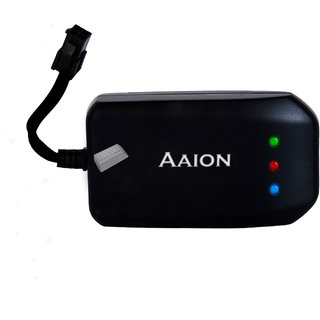 Aaion Automations Vehicle GPS Tracker (Silver)