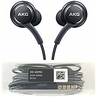 JDLI AKG In The Ear Earphones Headphones Headset Handsfree For ALL DEVICE