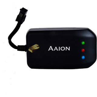 Aaion Automations Vehicle GPS Tracker (Gold)