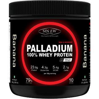 Sinew Nutrition Palladium Whey Protein 300g (Banana)