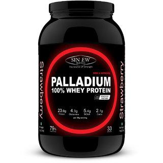 Sinew Nutrition Palladium Whey Protein 1Kg (Strawberry)