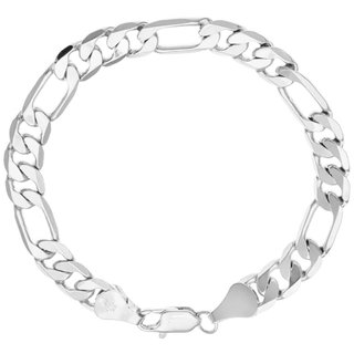 Stylish Funky, Designer, Stainless Steel Bracelet For Men (ARTFLJWL12)