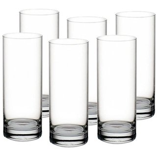Somil Multi Purpose Beverage Tumbler Drinking Glass Set For Home & Bar Use ( Set Of 6) DR 18