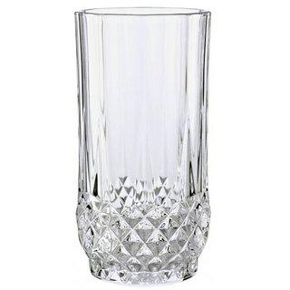 Somil Multi Purpose Beverage Tumbler Drinking Glass Set For Home & Bar Use ( Set Of 6) DR 22