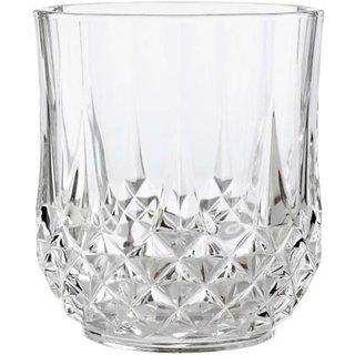 Somil Multi Purpose Beverage Tumbler Drinking Glass Set For Home & Bar Use ( Set Of 6) DR 14