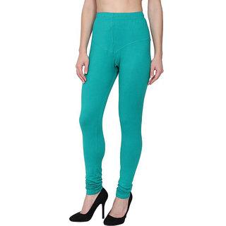 KSB Enterprises Women's Churidar Legging (Colour Sky Blue)