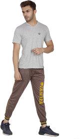 iSHU Men Cotton Trackpant-Multi