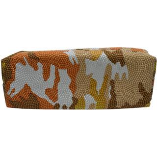 6th Dimensions pencil pouch (orange)