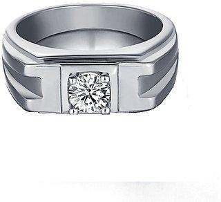 185f2f7d3b3 Buy Silver Rings Online - Upto 86% Off | भारी छूट | Shopclues.com