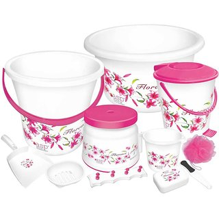 ASP FLORENCE BATHROOM SET11 PCS - S