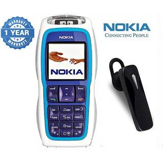 Nokia 3220 / Good Condition/ Certified Pre Owned (1 Year Warranty) with Bluetooth