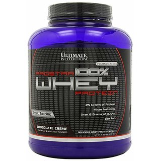Ultimate Nutrition Prostar 100 Whey Protein - 5.28 lbs (Chocolate Creme)