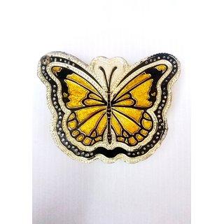 kamakshi art kumkum box butterfly design