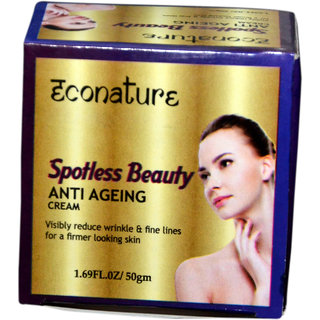 Econature Anti Ageing Cream 50 gm