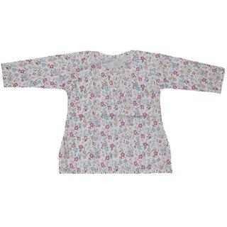 Krivi Kids Multi Color Full Sleeve Kurti For Girl's. (2-3 Years).