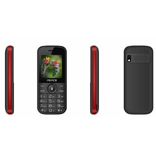 Peace P3 Wireless FM, Bluetooth, Digital Camera, Call Recording, MP4,  Dual Sim Mobile